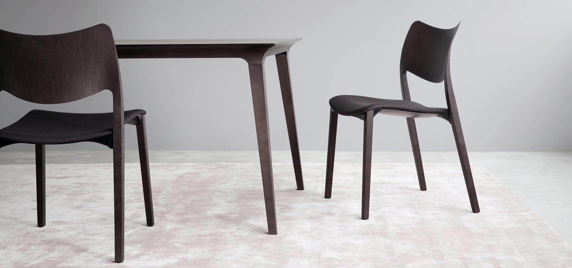 Sillas comedor de dise o moderno con varios estilos ismoble for Comedor 10 sillas
