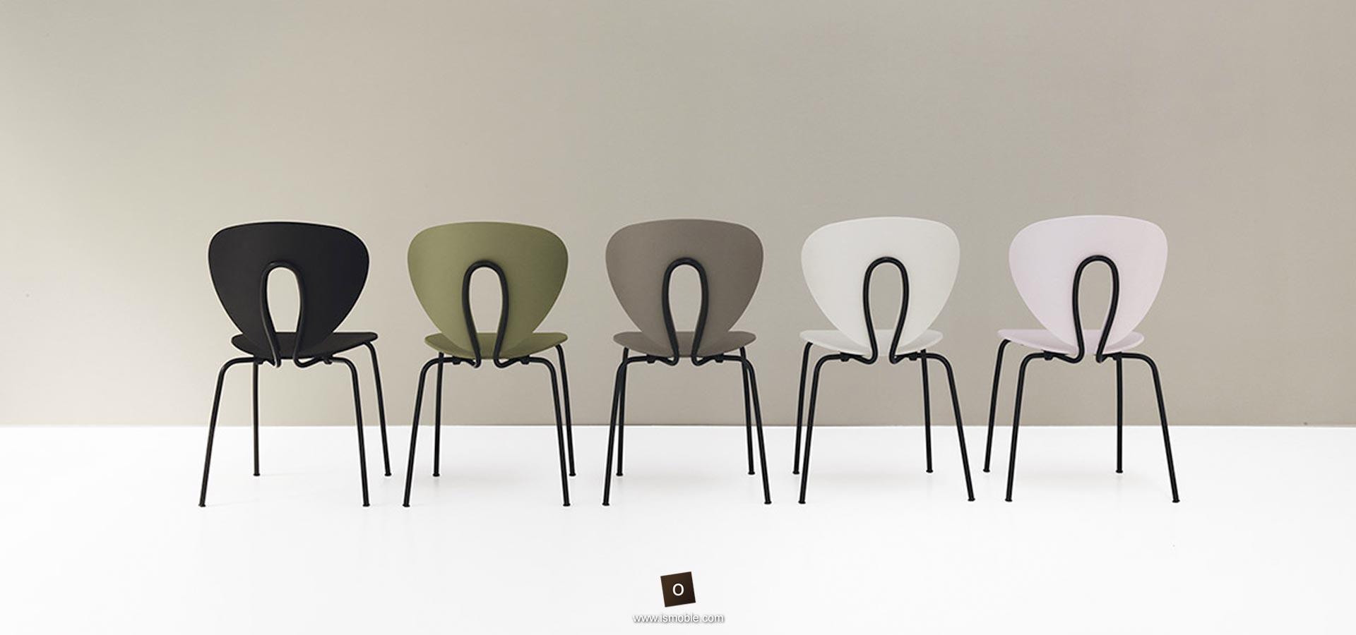 Sillas comedor de diseño moderno con varios estilos · ISMOBLE