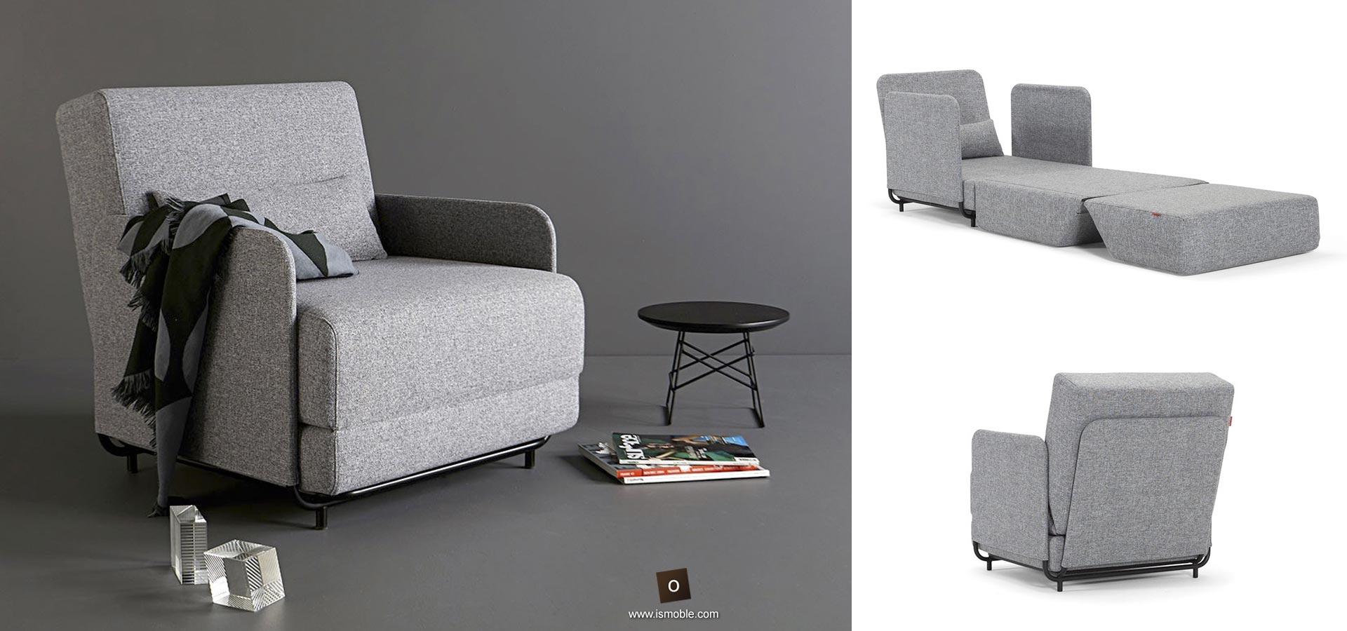 Butaca cama individual affordable amazing sof cama ikea for Sofa cama individual plegable