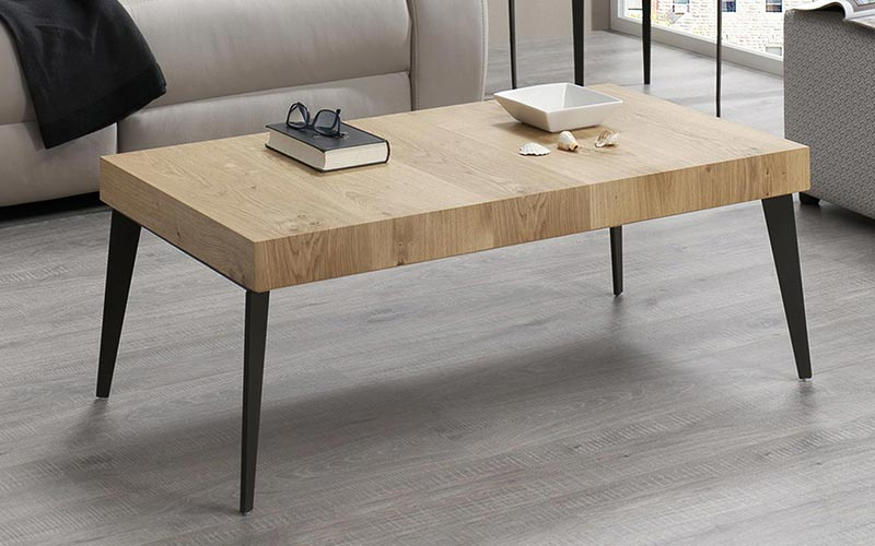 Mesas de centro por delante del sof de dise o ismoble - Disenos de mesas de centro para sala ...